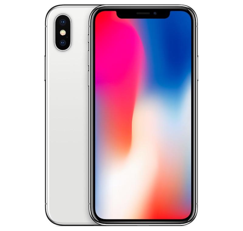 iPhone x 64GB (Silver) ประกันศูนย์ไทยเต็มปี