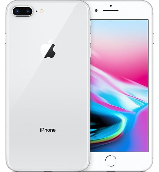 iPhone 8 Plus 256GB (Silver)ประกันศูนย์ไทย1ปี