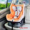 คาร์ซีท Fico เบาะรถยนต์นิรภัยสำหรับเด็ก รุ่น GE-B [สำหรับแรกเกิด - 4ขวบ] สีส้ม