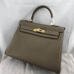 กระเป๋าแบรนด์ Hermes kelly หนัง Togo งานHiend Original