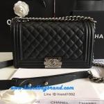 กระเป๋าแบรนด์ Chanel Boy งานHiend Original