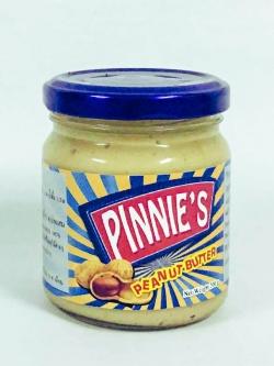 เนยถั่วพินนี่ Pinnie's homemade peanut butter 200g(เนื้อเนียน)