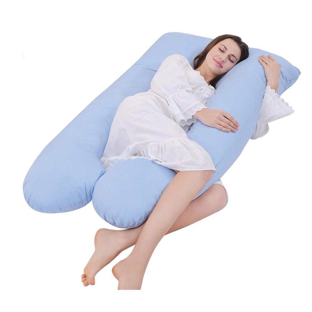 🦊พร้อมส่ง🦊 หมอนคนท้องแบบ U-Shape  ออกแบบมาอย่างดีที่สุดสำหรับคุณแม่ตั้งครรภ์ - Mami foxy เบบี้สโตร์ :  Inspired by LnwShop.com